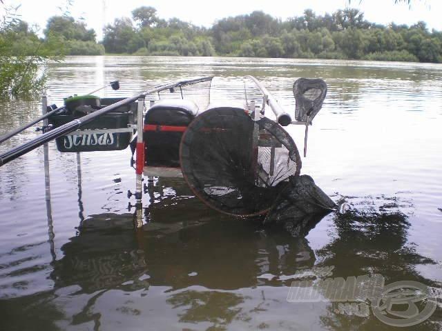 Horgászállásom