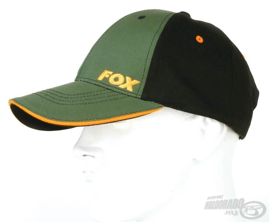 Míg a FOX Chunk baseball sapka az új divatirányzat hírnöke