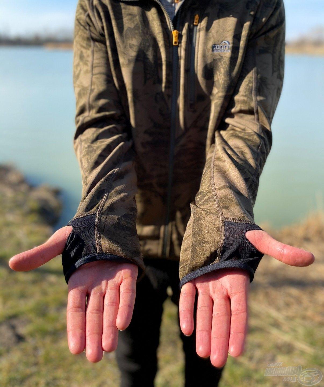 Az elmaradhatatlan hüvelykujj-beakasztó