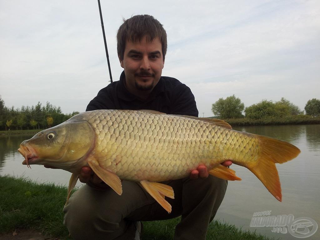 Az első nap legnagyobb hala