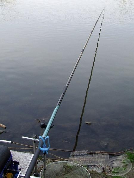 """Kész a """"harcálláspont"""", jöhetnek halak!"""