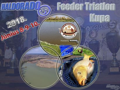 Haldorádó Feeder Triatlon Kupa versenykiírás