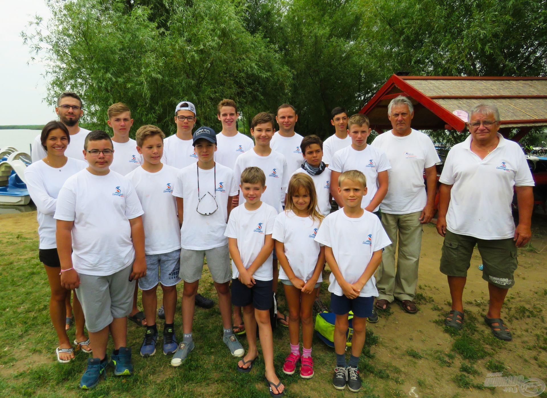 A 3. hét táborozói