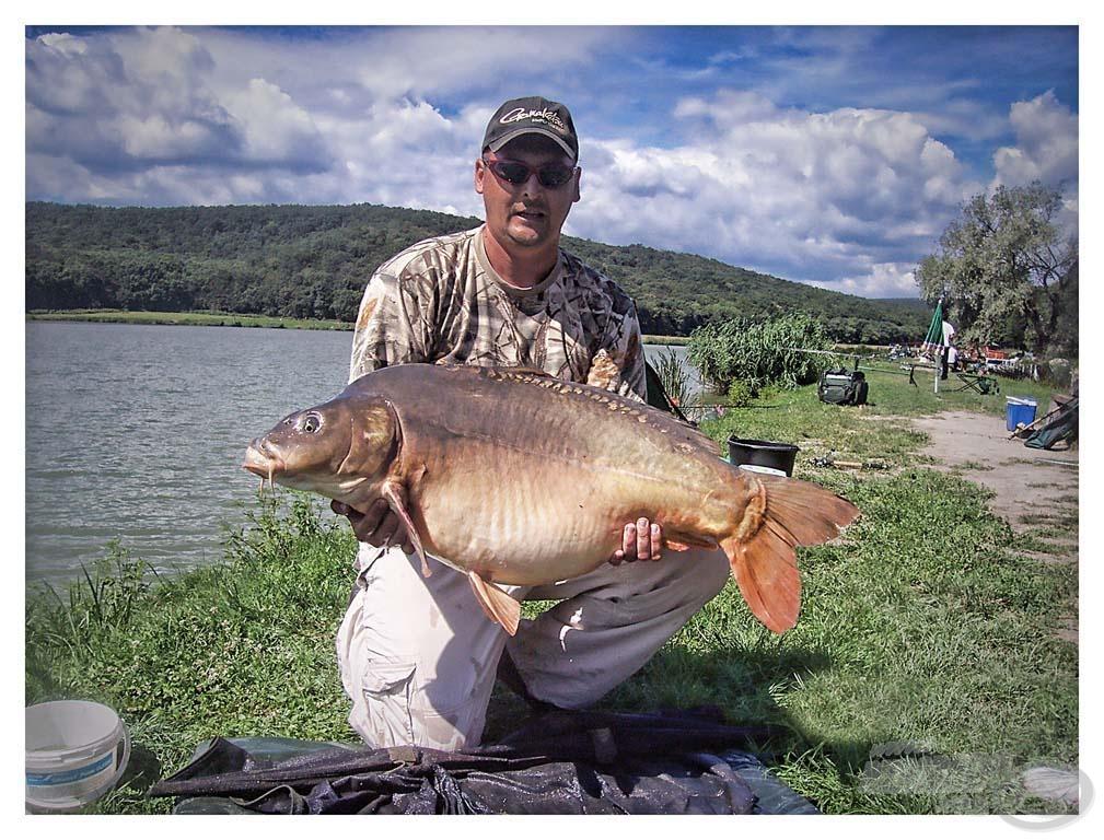 A legnagyobb megtiszteltetés számunkra a horgászok elismerése…