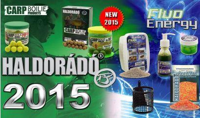 Haldorádó új termékek 2015