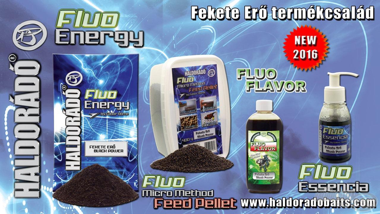 A Fluo Energy - Fekete Erő család