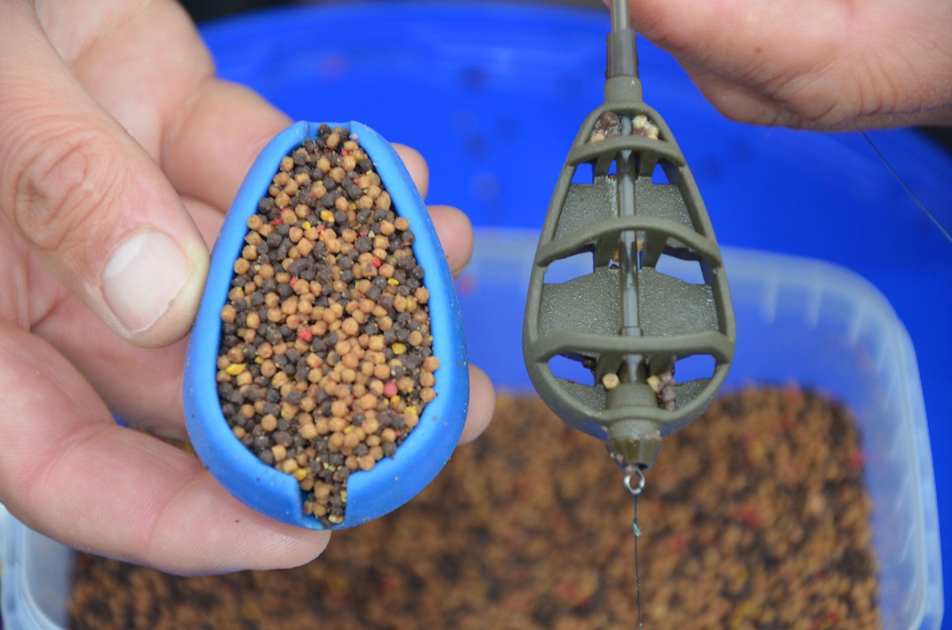 A Brutális Máj esetében minden szemcse az előd, a Brutal Liver etetőanyag penetráns ízével és aromájával rendelkezik