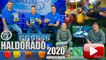 Haldorádó új termékek 2020