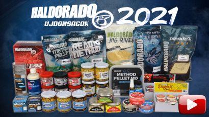 Haldorádó új termékek 2021
