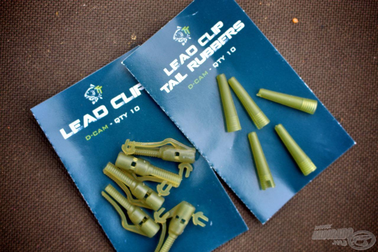 Az új Nash Lead Clip…