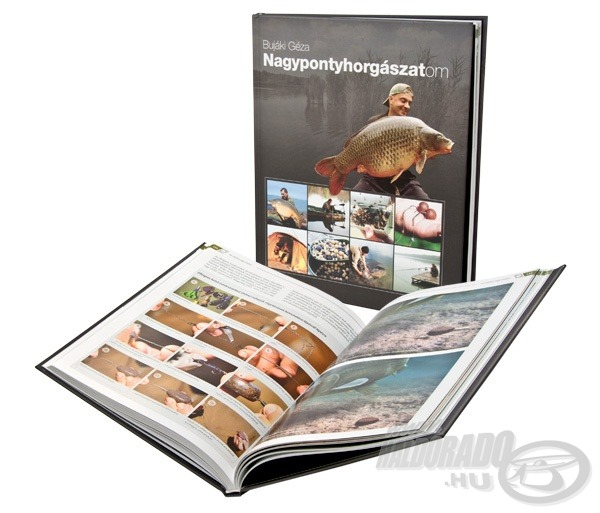 Ez a könyv a kapitális halak becserkészésében és horogra kerítésében nyújt segítséget!