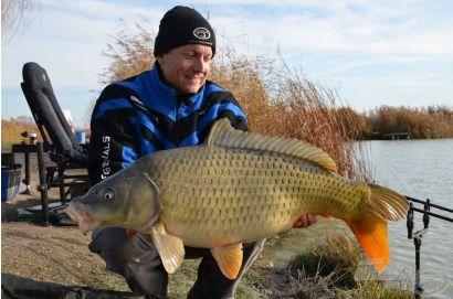 Hideg vízi pontyhorgászat feederrel 14. rész - Fagyos finomságok