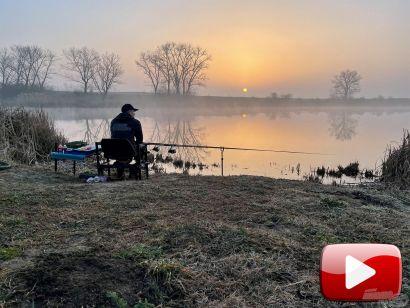 Hideg vízi pontyhorgászat feederrel 26. rész – Amikor berobban a tavasz