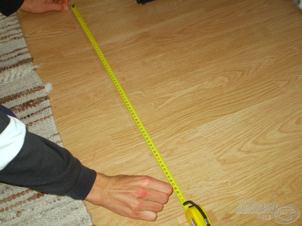 Otthoni gumipróba