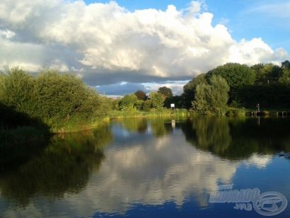 Horgászat Angliában 2. rész - Az első horgászélmények