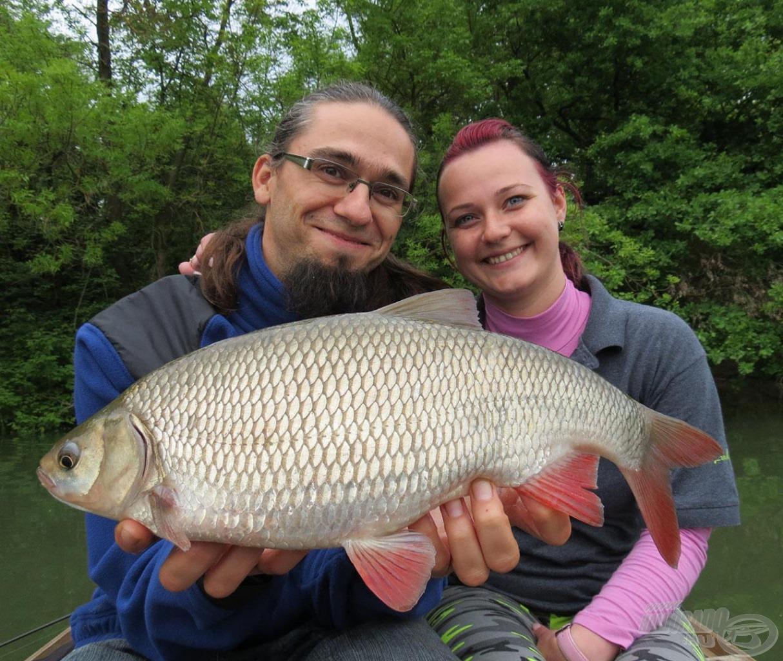Ez a hal az idei tavasz talán legnagyobb jásza volt…