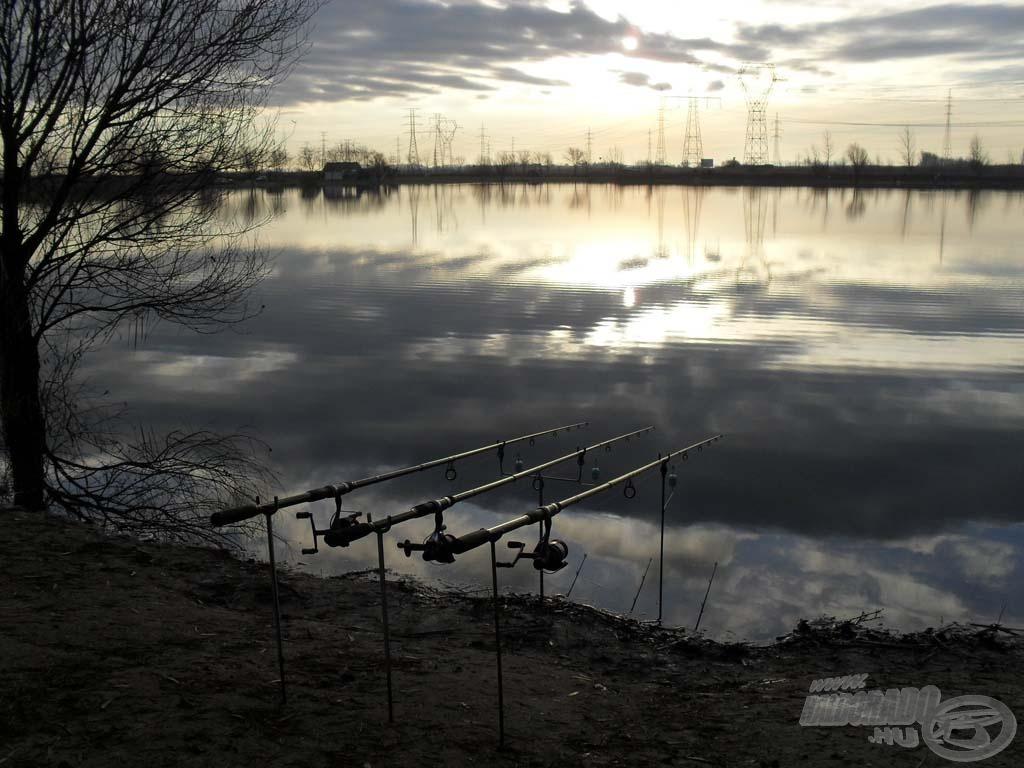 Leggyakoribb horgászhelyem