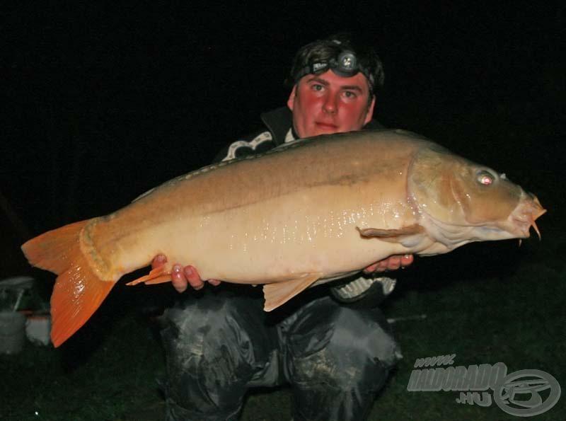 Az utolsó éjszaka legnagyobb hala: 11,7 kg