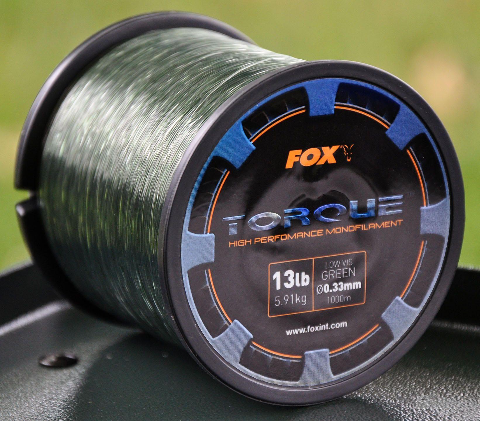A Fox Torque számos pozitív tulajdonsággal rendelkezik és kifejezetten alkalmas akadós helyeken való horgászatra