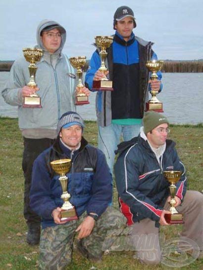Közkívánatra: IX. Haldorádó Baráti Kör Horgászverseny