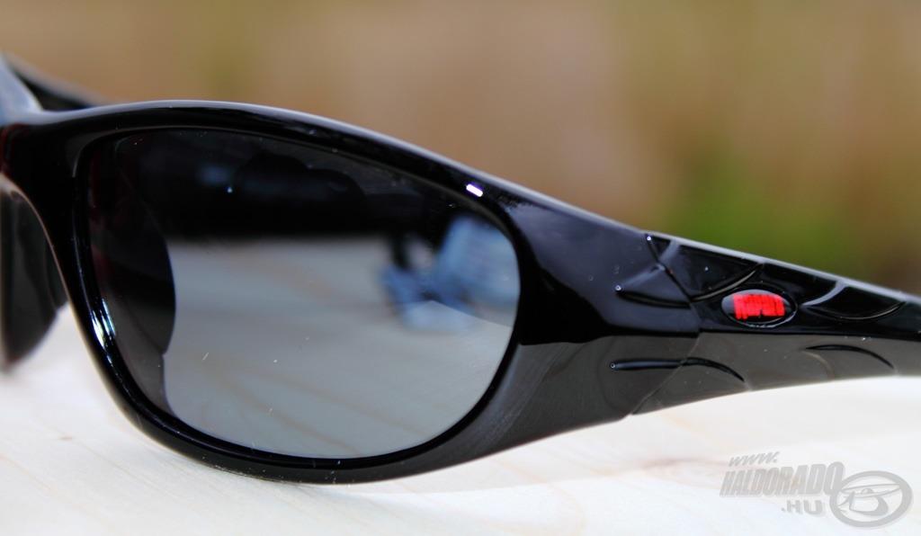A masszív, erős szerkezetű szemüveget elsősorban parti, de még inkább csónakos pergető horgászathoz ajánljuk