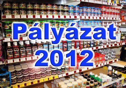 Légy a teszthorgászunk - 2012!