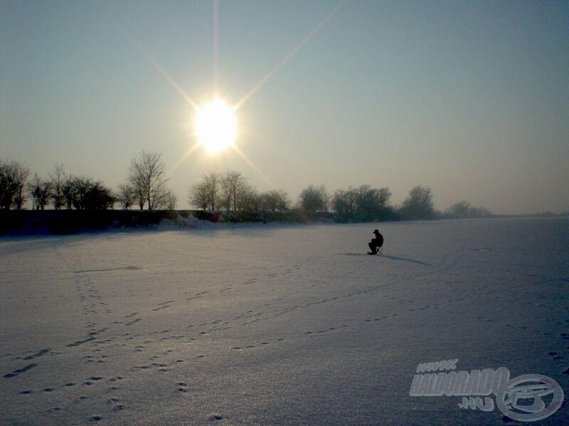 """""""A magány békéje""""(fotó: Benyuska Richárd)"""