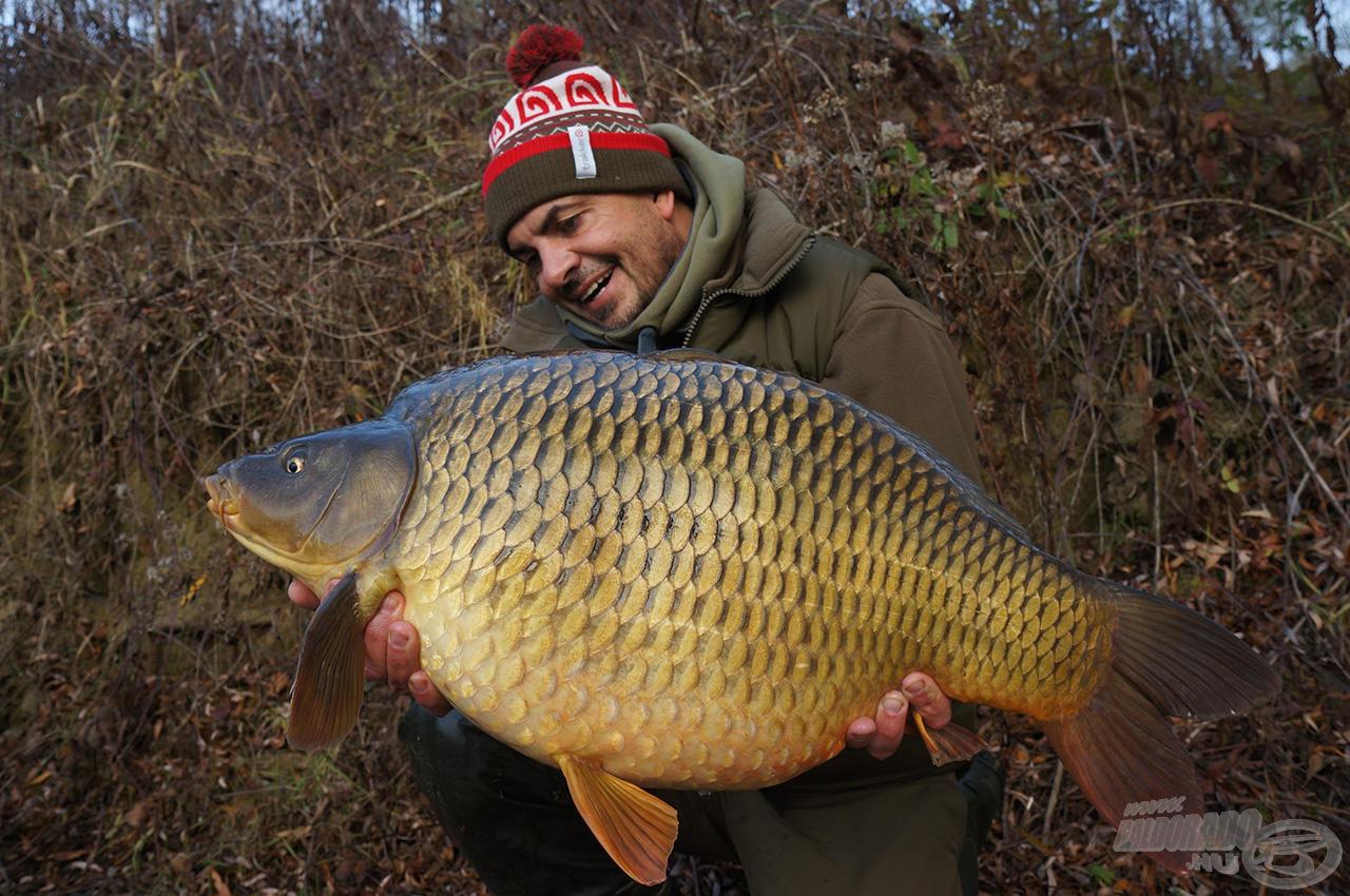 Bujáki Géza, a nagyponty-horgászat ikonikus alakja is a Haldorádó Centrum vendége lesz