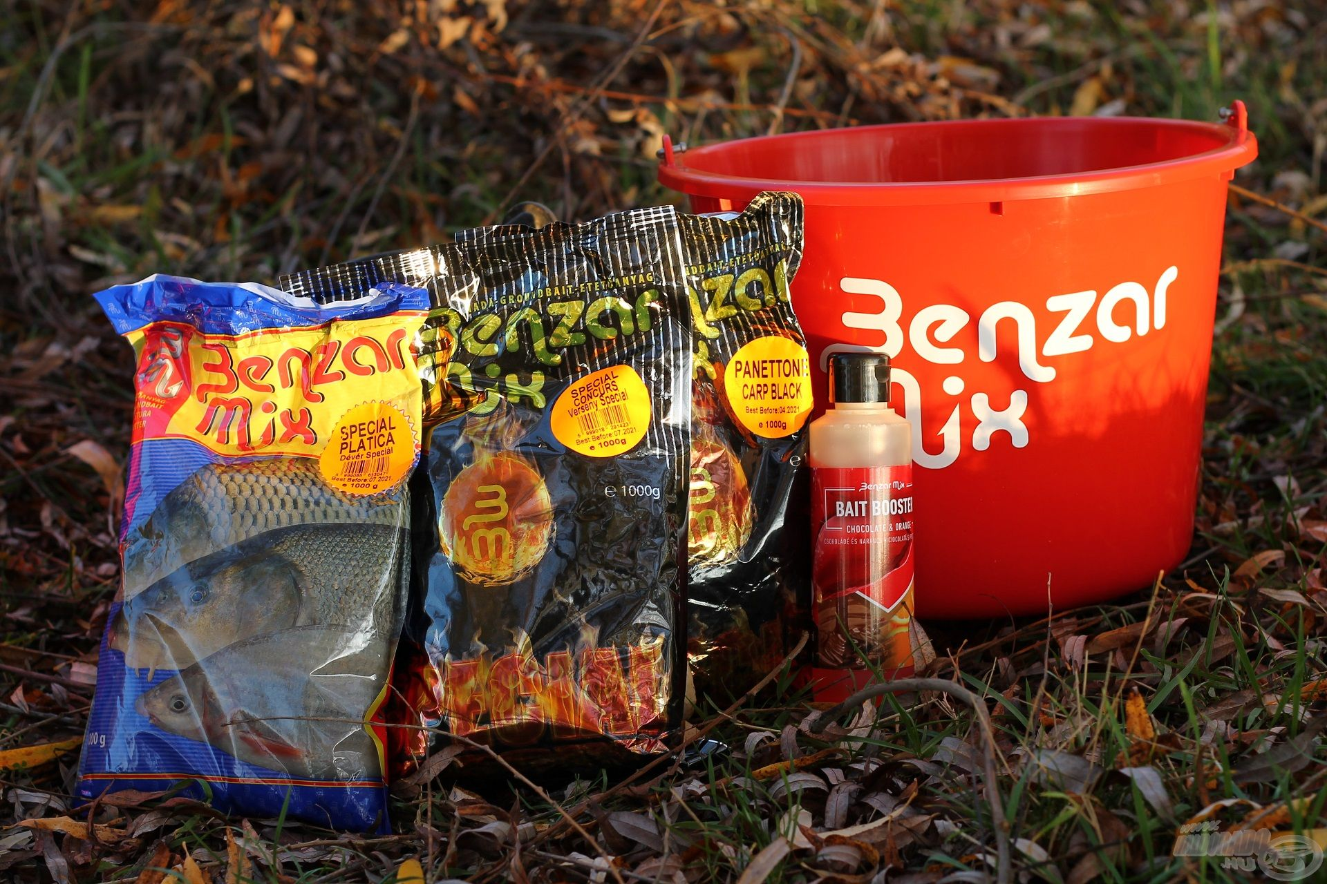 Hideg vízben bevált etetőanyagok a Benzar Mixtől