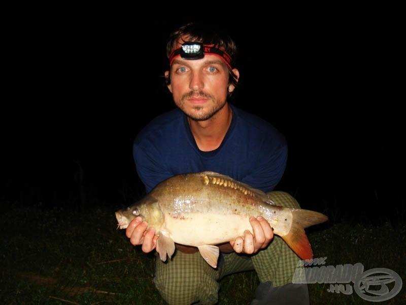 Az éjszaka első hala