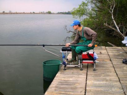 Mérföldkövem a finomszerelékes horgászatban
