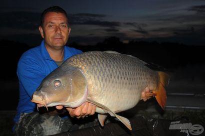 Nagy halak a felmelegedő vizekben
