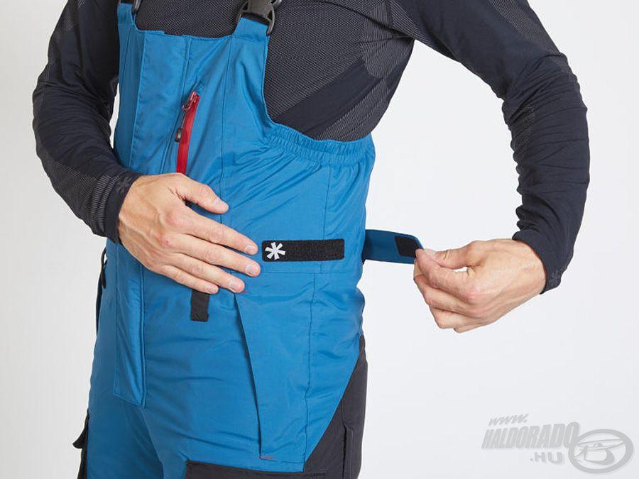 A ruha sok olyan tulajdonsággal rendelkezik, amely megvédi viselőjét a hidegtől