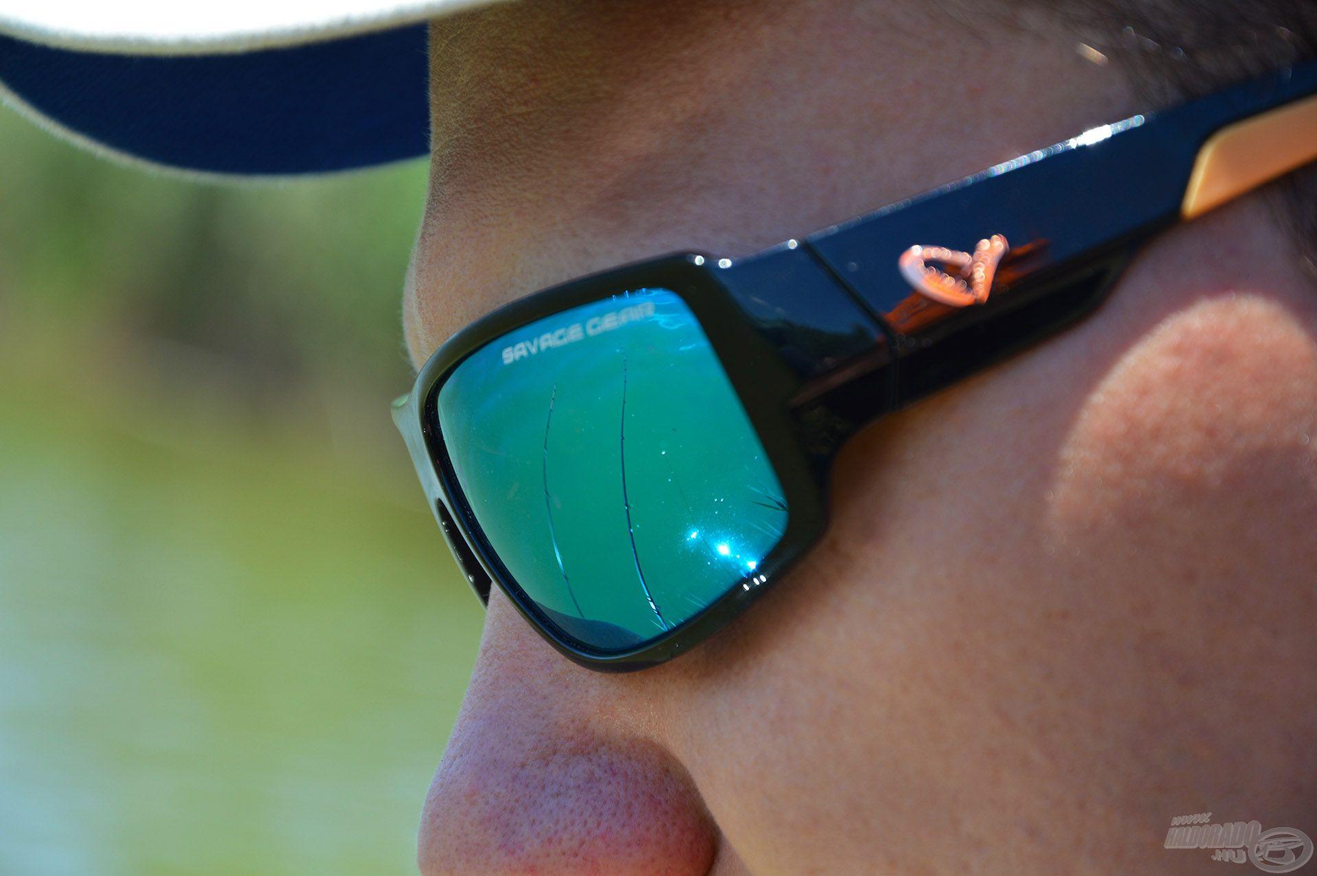 Az erős nyári napsütésben nemcsak kellemesebb, hanem biztonságosabb is napszemüveg mögül fürkészni a spicceket!
