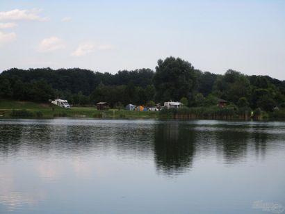 Nyári horgászat a Sárberki-tavon – 2. rész