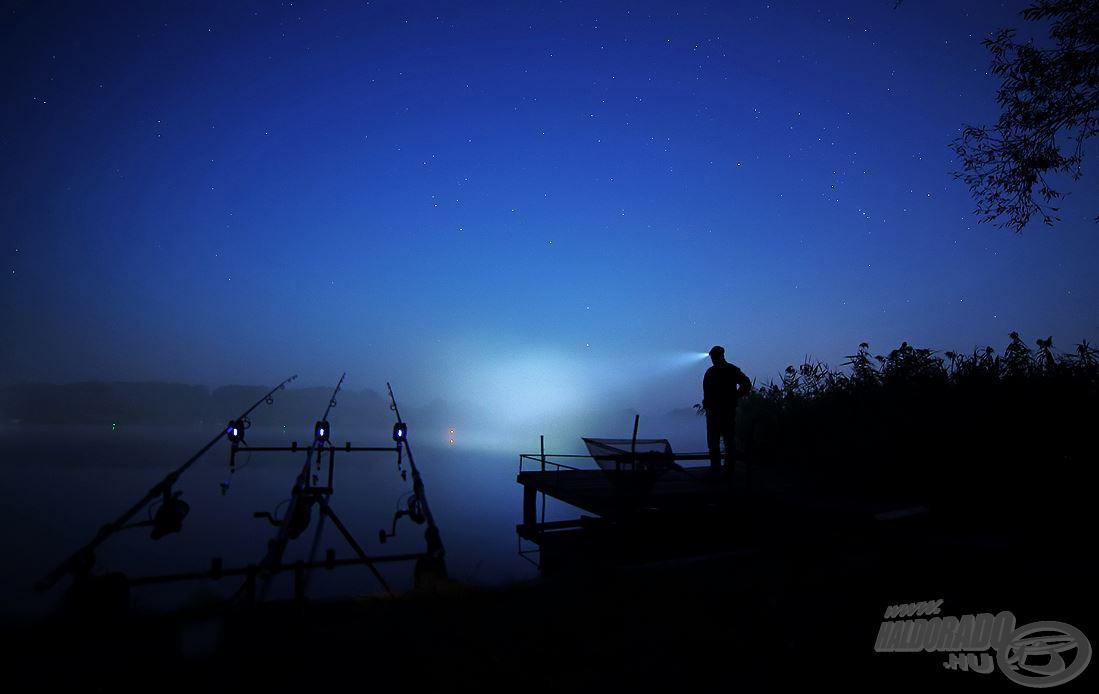 Misztikus őszi éjjel