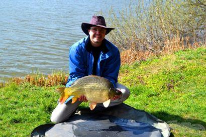 Pickerbottal nagy halakra