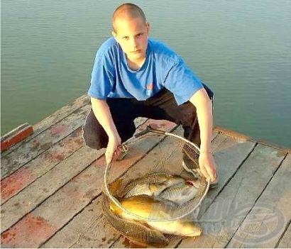 Ponty suli - Matchbotos horgászat 7.