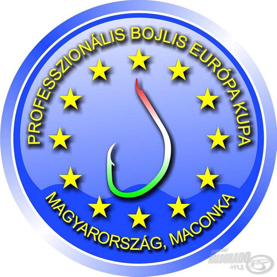 A hivatalos verseny-logo