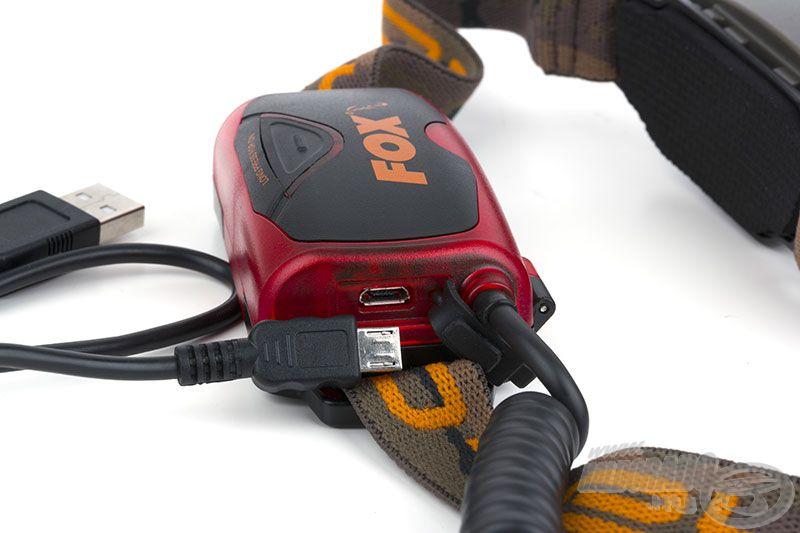 Tölthető Li-polimer USB csatlakozós áramforrással és USB töltővel kerül forgalomba