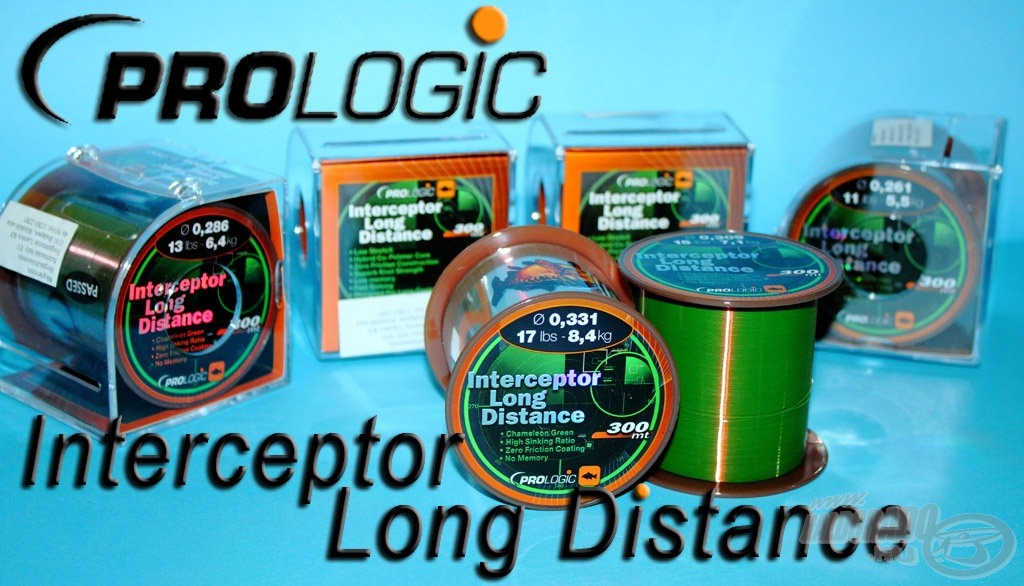 Prologic Interceptor Long Distance - ha a TÁVOLSÁG számít!
