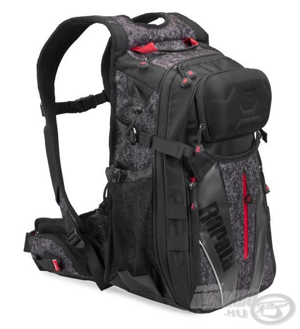 Az Urban hátizsák tekintélyes méretű, 25 literes űrtartalommal rendelkezik, hosszabb és rövidebb túrákra egyaránt kiváló társ lehet!