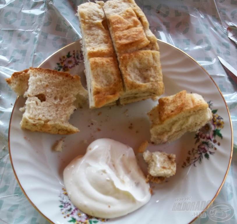 A cibaki bodag (tepertős leveles tészta)