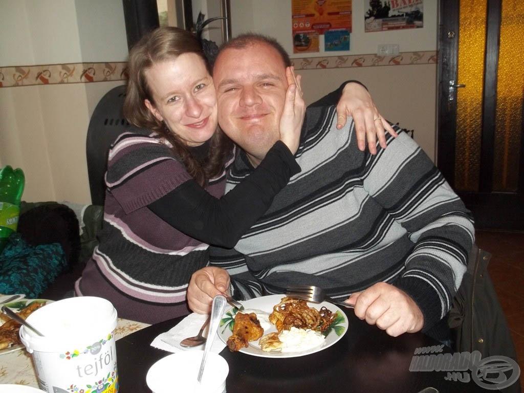 A boldog kismama és a kispapa