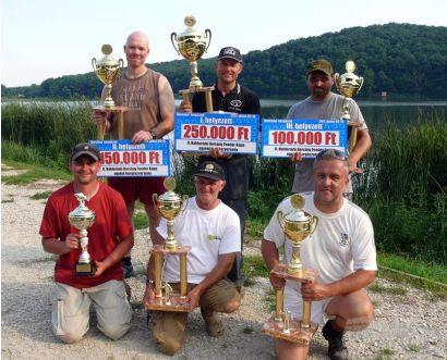 Rekord meleg rekord halakkal, avagy a II. Haldorádó Harsány Feeder Kupa képes versenybeszámolója