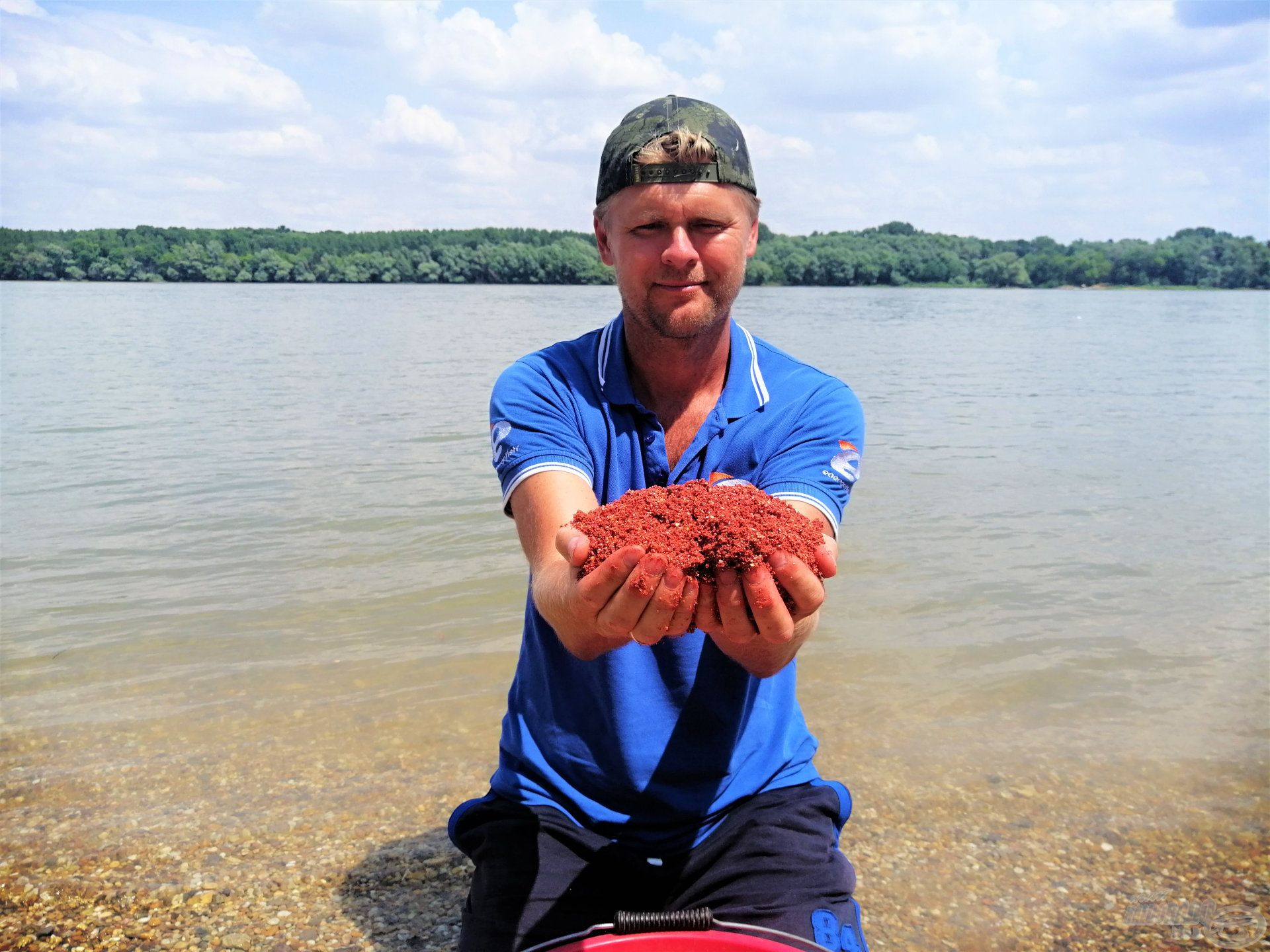 A Benzar mix paducos-márnás kajája tökéletes alap, ezt kell a pálya sajátosságaihoz és a halak szájízéhez alakítanunk