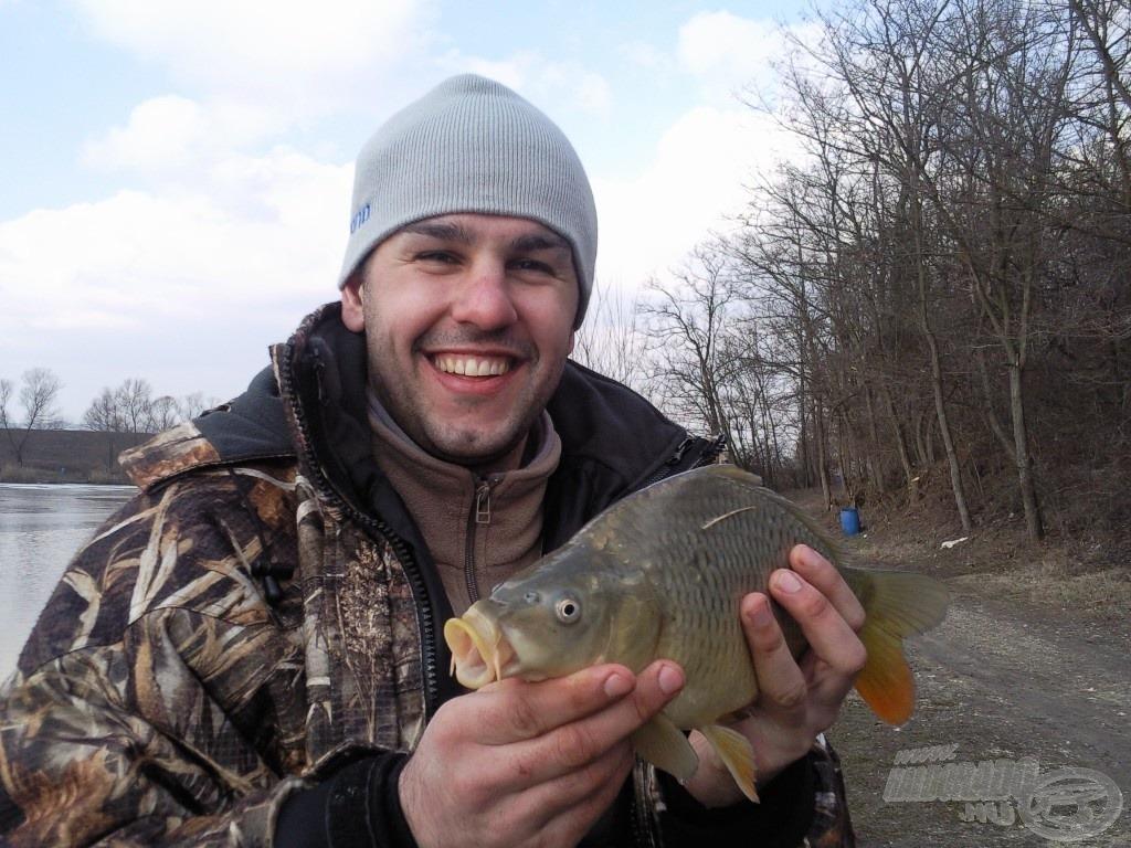 Az idei év első nemes hala
