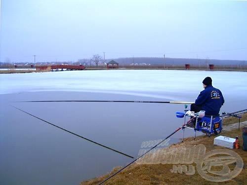 Sok szenvedés árán indult el a horgászat