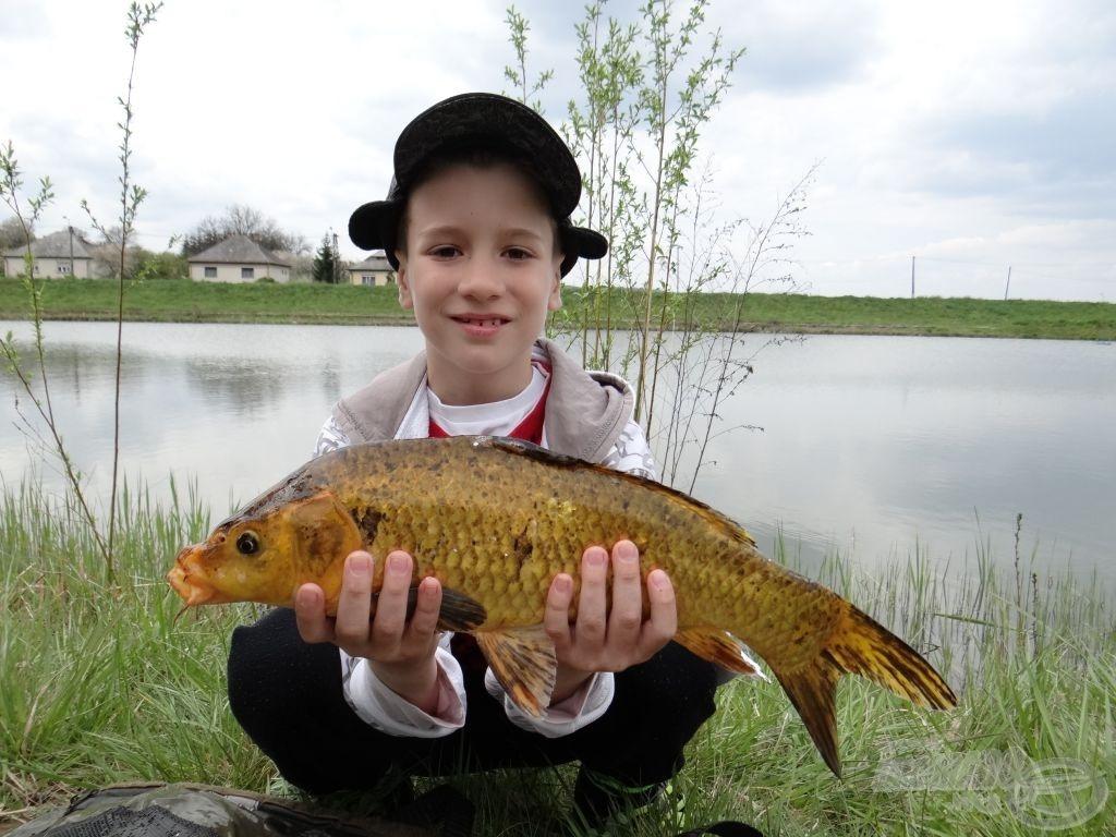 Ki fogott szebb halat? 2.