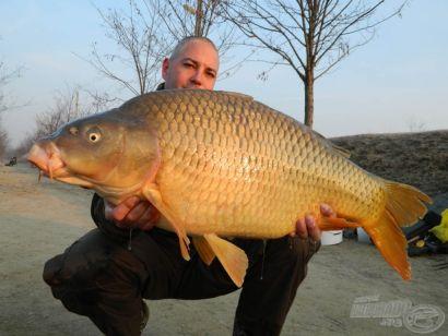 Tavaszi első kapitális halak
